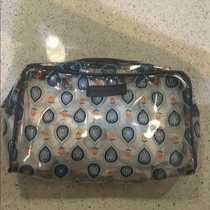 Vera Bradley Cosmetic Makeup Travel Bag
